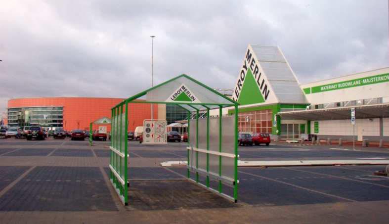 Leroy Merlin Bielany Wroclawskie Ozone Studio Architektoniczne Architectural Studio